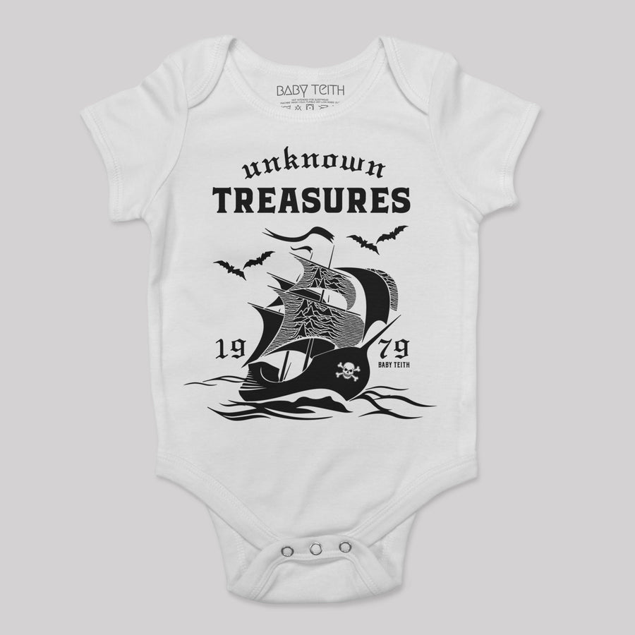 Unknown Treasures Baby Bodysuit