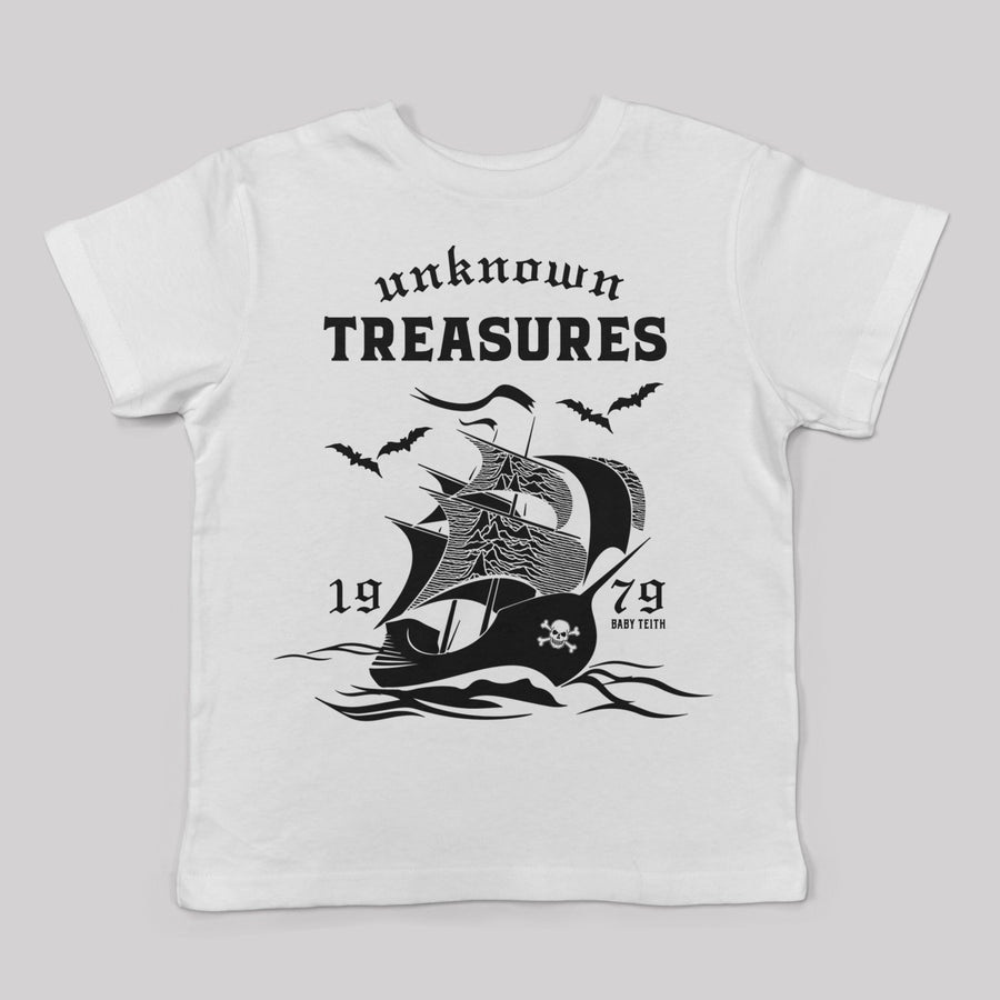 Unknown Treasures Kids Tee