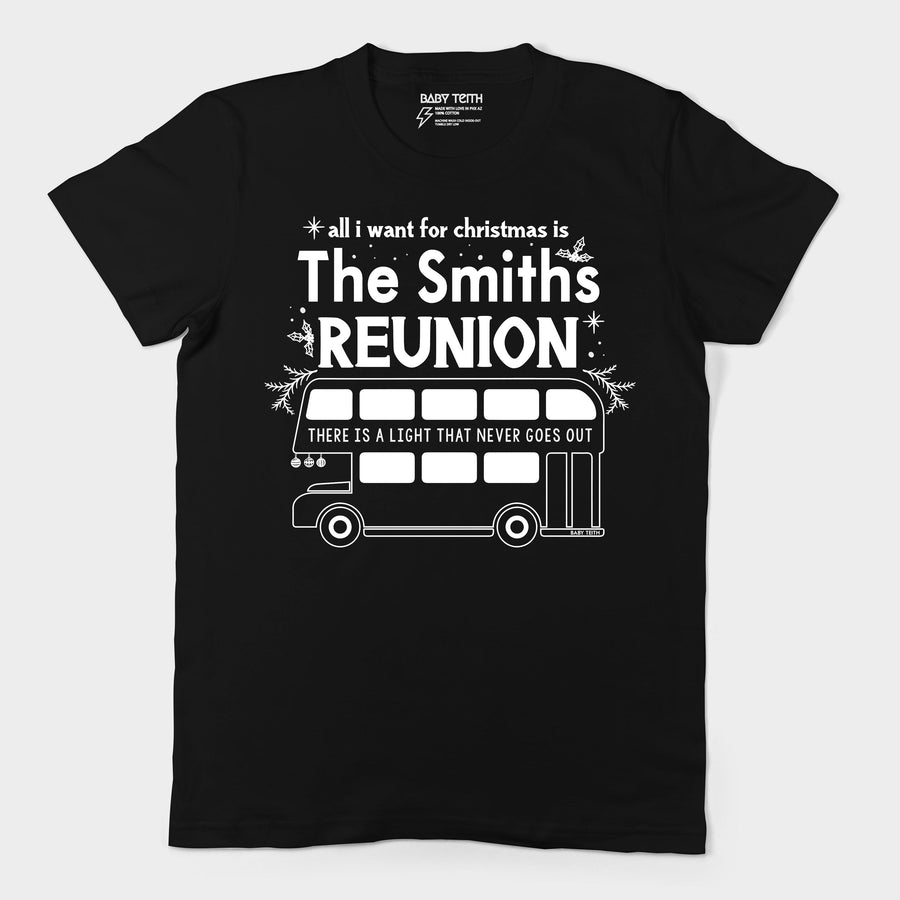 Smiths Reunion Unisex Adult Tee