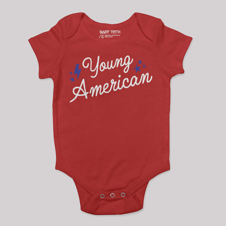 Young American Baby Bodysuit (2 Colors)