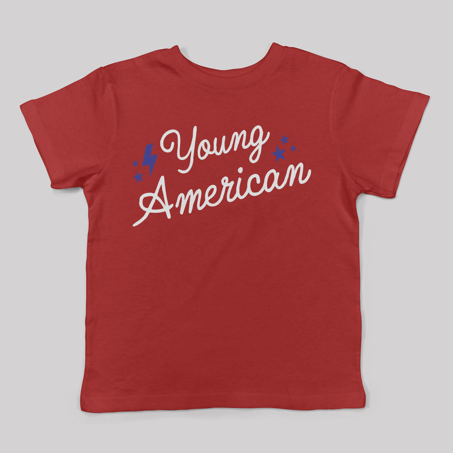 Young American Kids Tee (2 Colors)