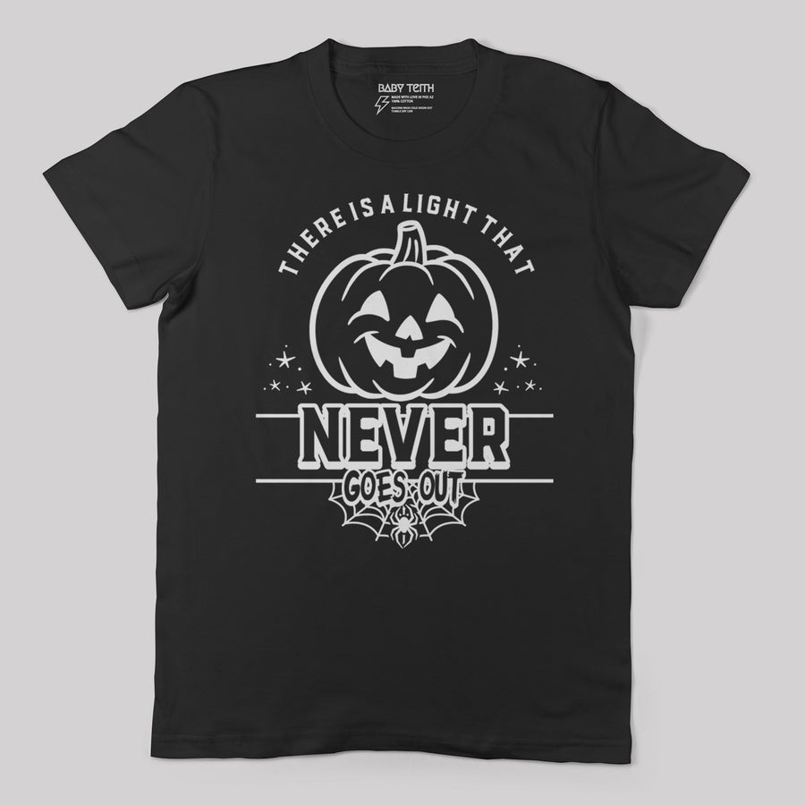 There is a Light That Never Goes Out Unisex Adult Tee - Baby Teith
