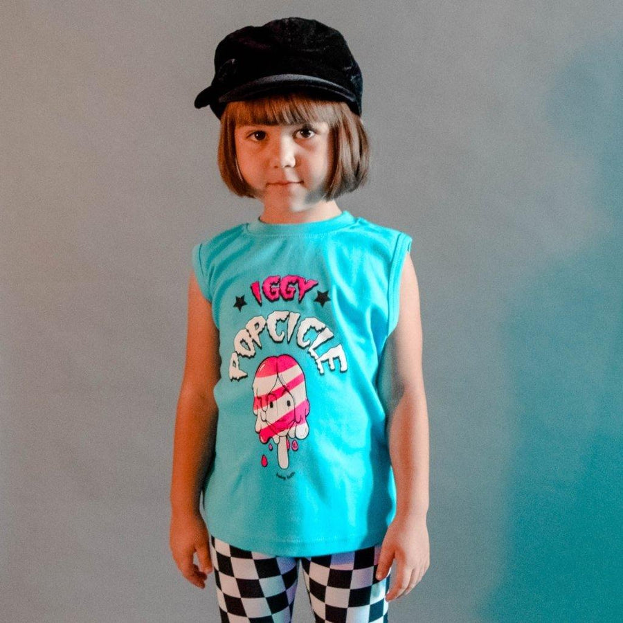 Iggy Popsicle Muscle Tee for Toddler