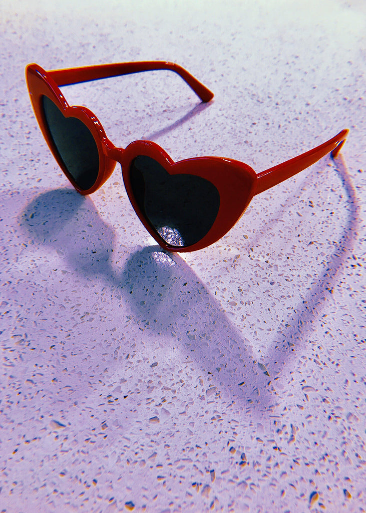 Heart Shaped Sunnies for Adults