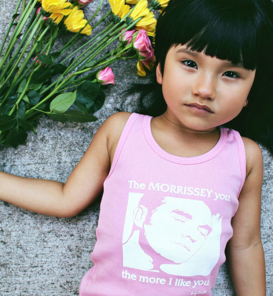 """The Morrissey You the More I like You"" Tank for Babies and Kids"