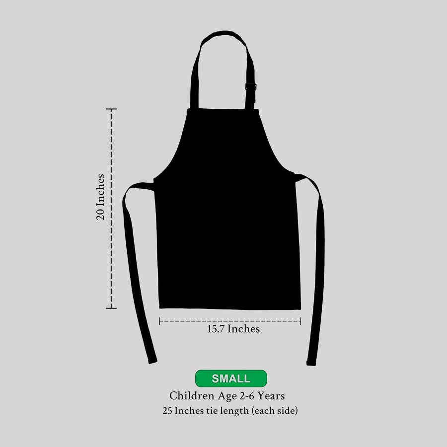 People Are People Kids Apron