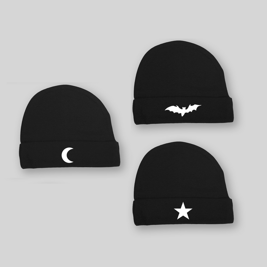 Baby Bat Hat Gift Set