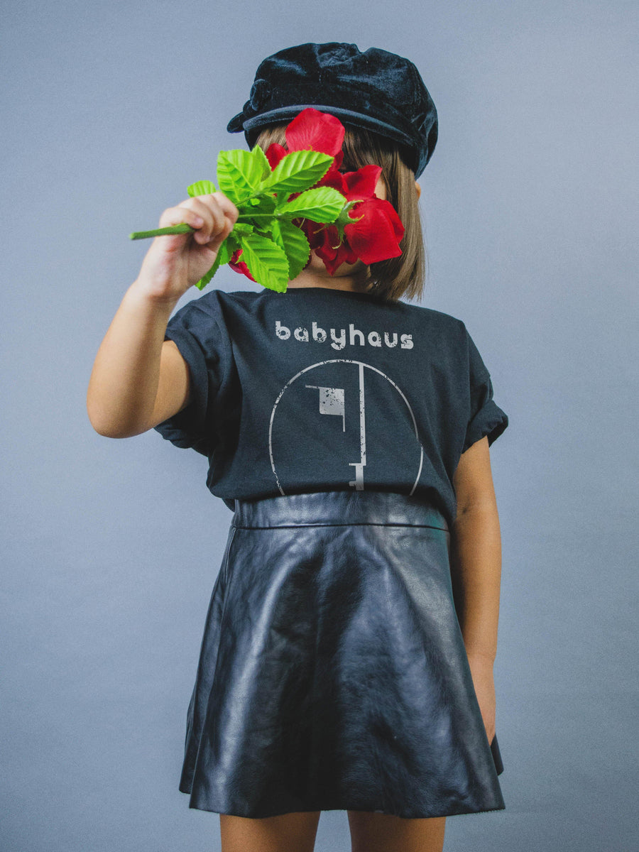 """BabyHaus"" Tee Inspired by Bauhaus for kids"