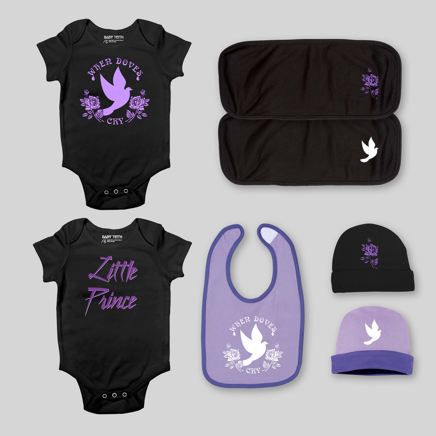 Little Prince / Princess Baby Gift Set