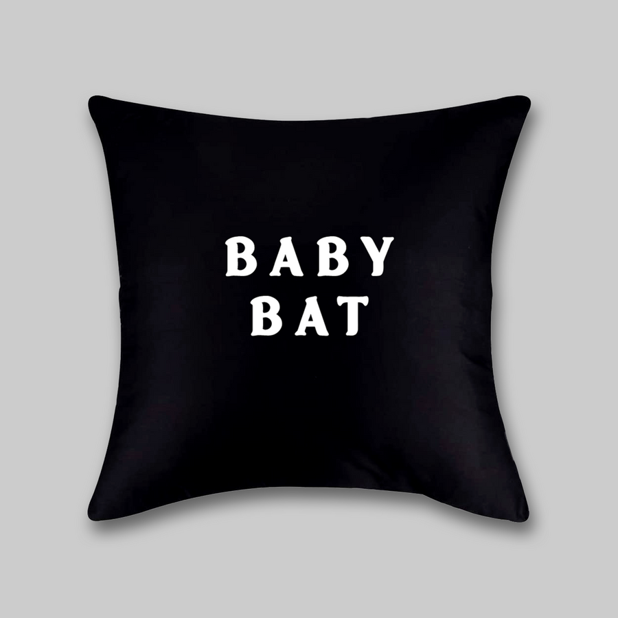 Baby Bat Pillow