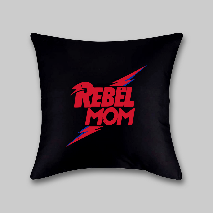 Rebel Mom Pillow