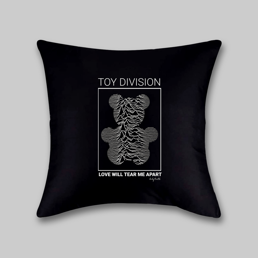 Toy Division Pillow