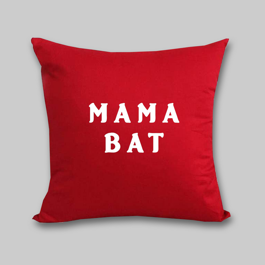 Mama Bat Pillow
