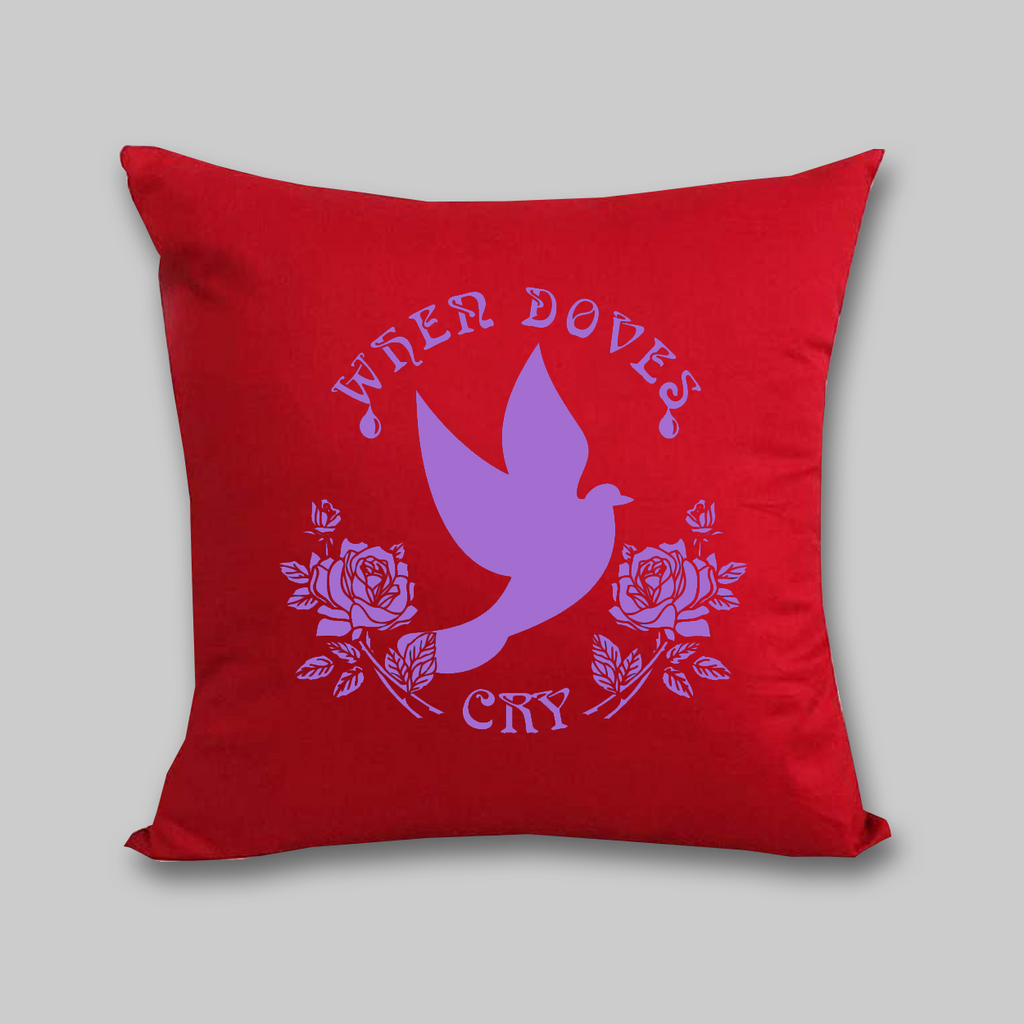 When Doves Cry Pillow
