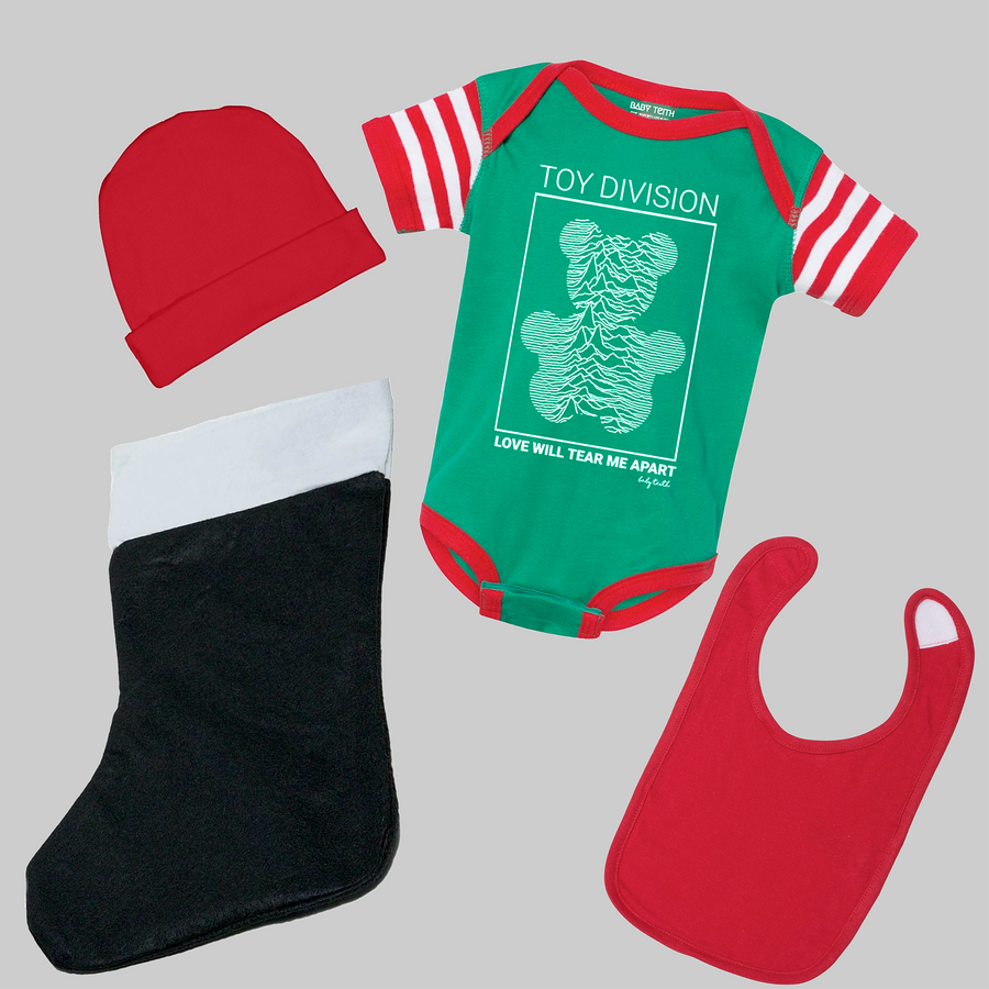 Toy Division Elf Baby Gift Set