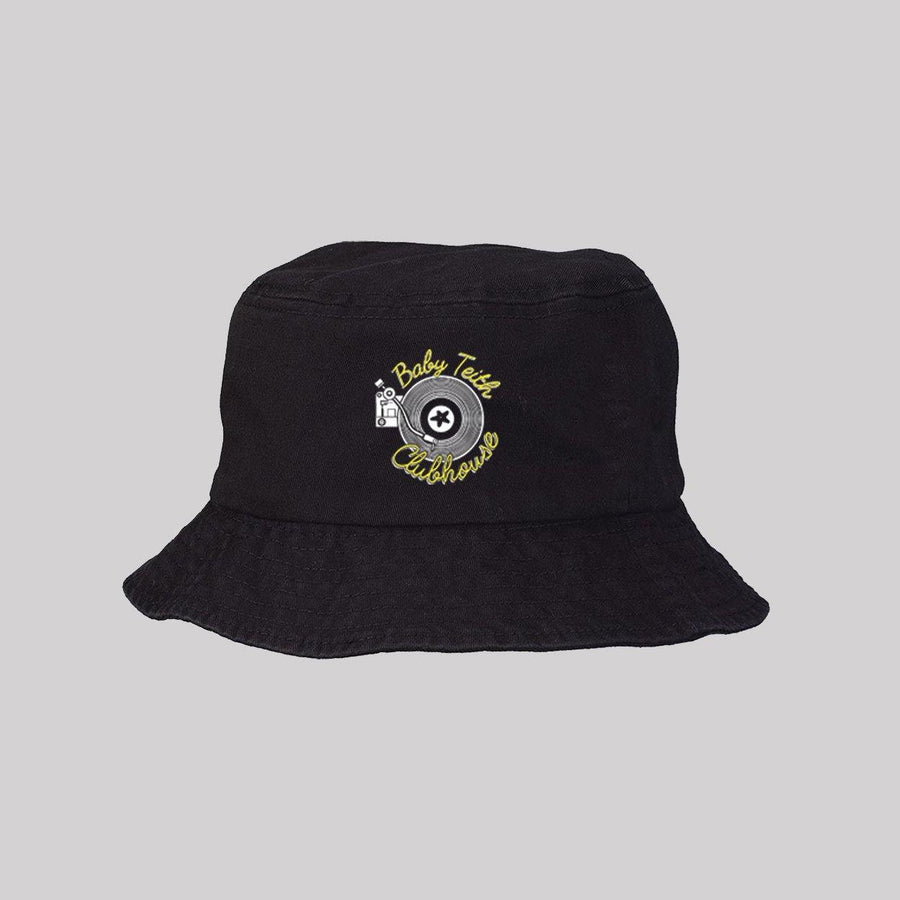 Baby Teith Clubhouse Bucket Hat