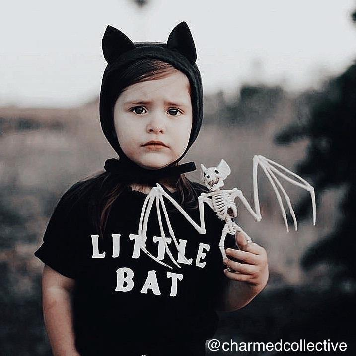 Little Bat Kids Tee - Baby Teith
