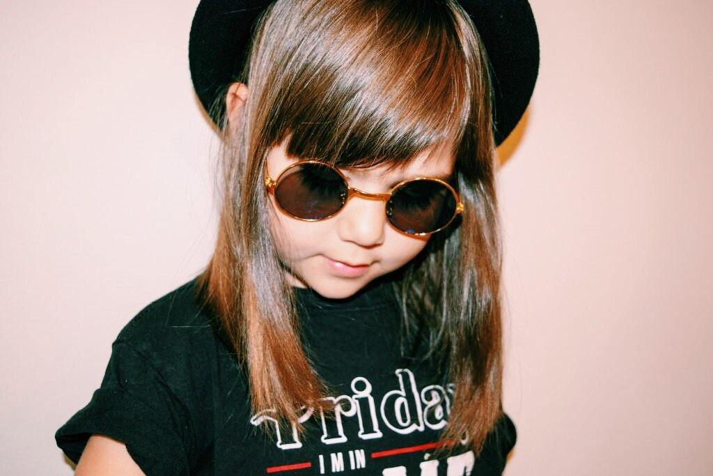 Duckie Shades for Kids