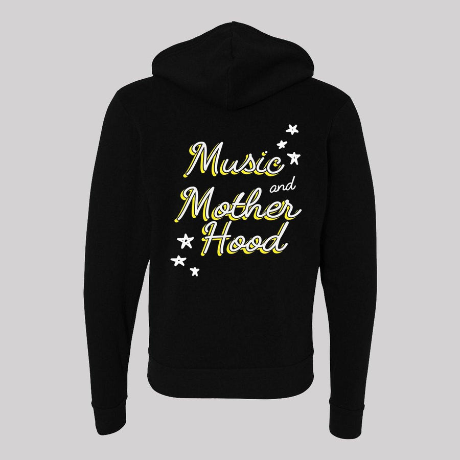 Music and Motherhood Zip-Up Hoodie