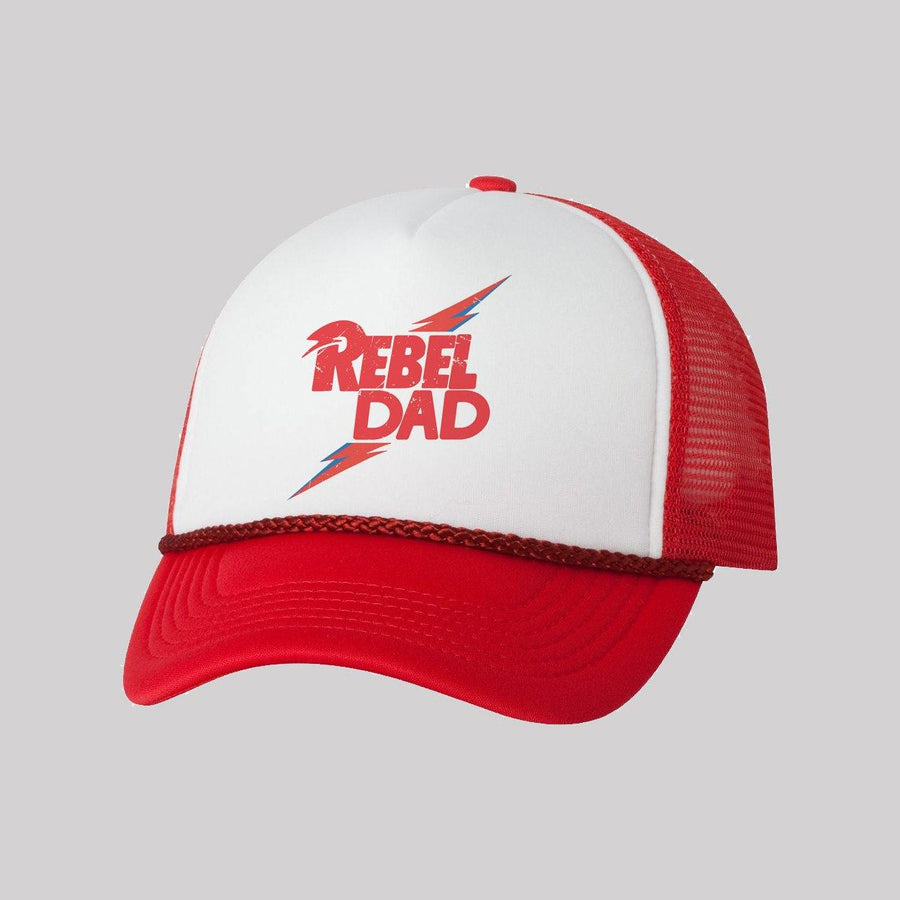 Rebel Dad Snap-back Hat (3 Colors)