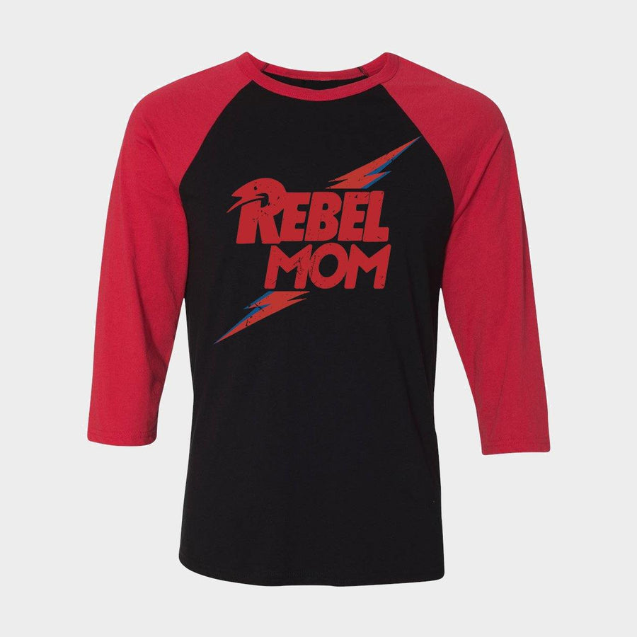 Rebel Mom Raglan - Unisex Fit (3 Colors)