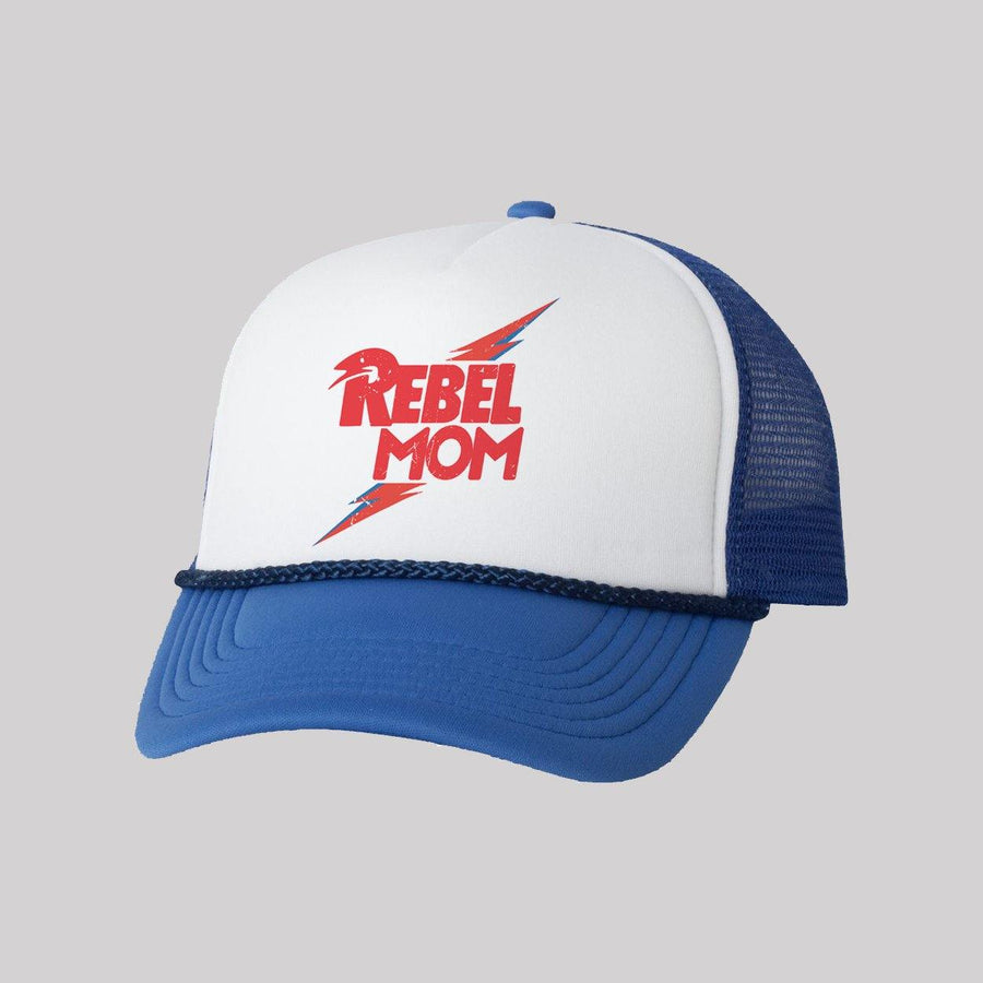 Rebel Mom Snap-back Hat (3 Colors)