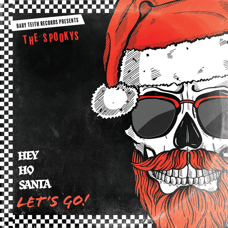 The Spookys - HO HO HO (Santa Let's Go) - FREE DOWNLOAD