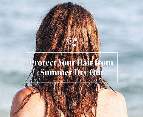 Protect Your Hair from Summer Dry Out with Hair Oil Captain Blankenship