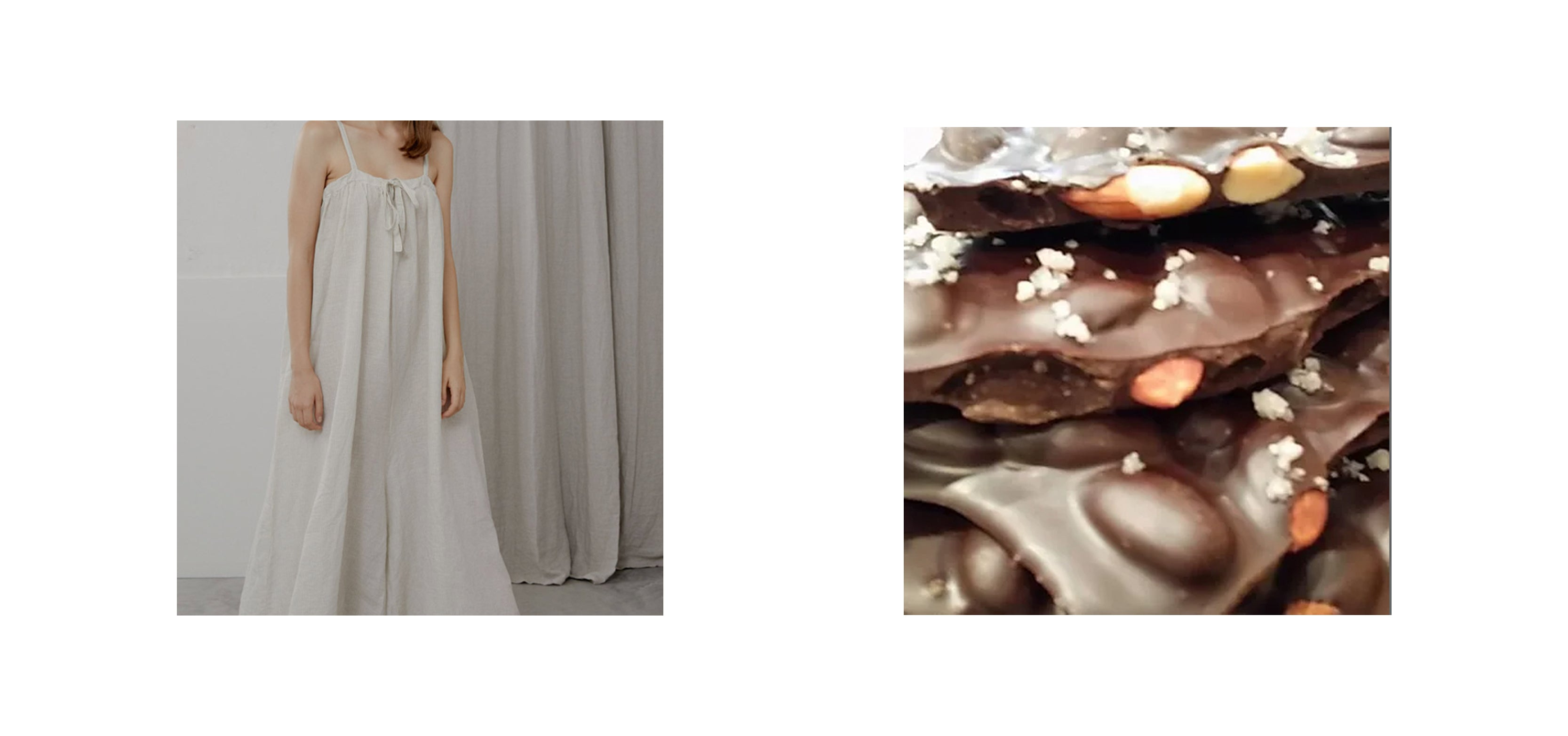 Ida Jumpsuit, Versano's Chocolate
