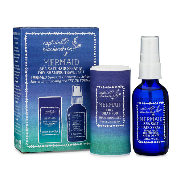 Mermaid Travel Hair Styling Set
