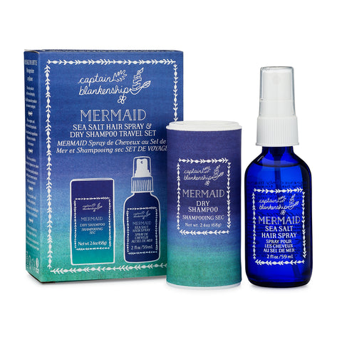 Mermaid Travel Hair Styling Set ($28 value)