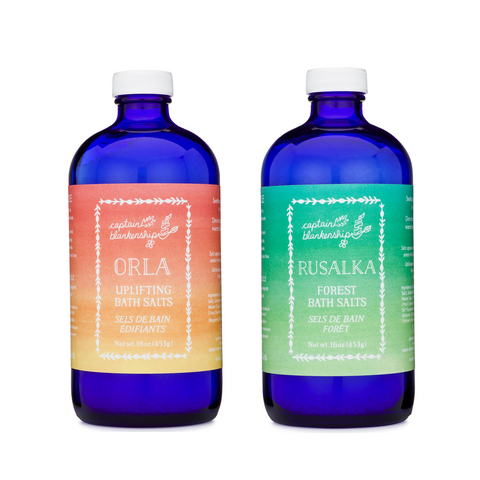 Bath Salt Bliss Set