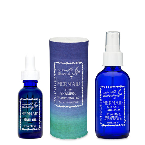 Mermaid Extend Your Style Trio ($74 value)