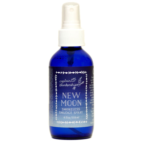 New Moon Smudge Spray