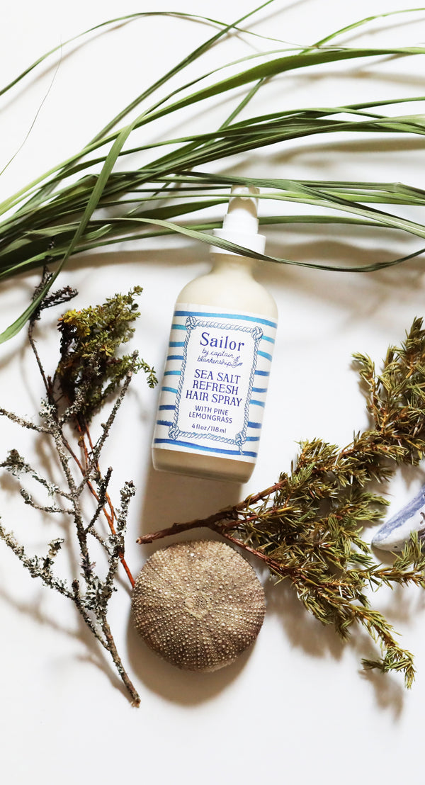 Sailor Sea Salt Refresh Spray