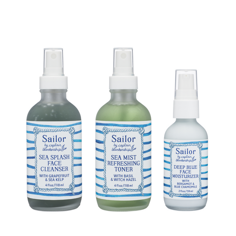 Sailor Everyday Skincare Set