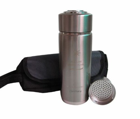 Quantum Nano Energy Alkaline Ph Enhancer Flask Ionizer