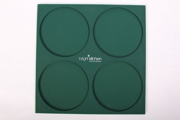 "Set of 3 - 14"" x 14"" Silicone Sheets for Excalibur Dehydrator Bright Kitchen Re-Usable Non-Stick Mat"