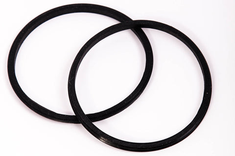Replacement Rubber Gasket Seal Ring 30 oz Tumbler Vacuum Stainless Steel Cup Flex Spare Yeti Ozark Trail Rocky Mountain Mossy Top Lid CocoStraw Brand