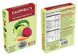 Caldwell's Starter Culture Vegetable Fermentation