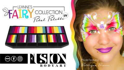 FUSION LEANNE'S COLLECTION - Fairy Collection Petal Palette fx