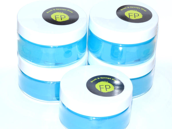 FP Brush & Sponge Soap 100gm Jar (net)