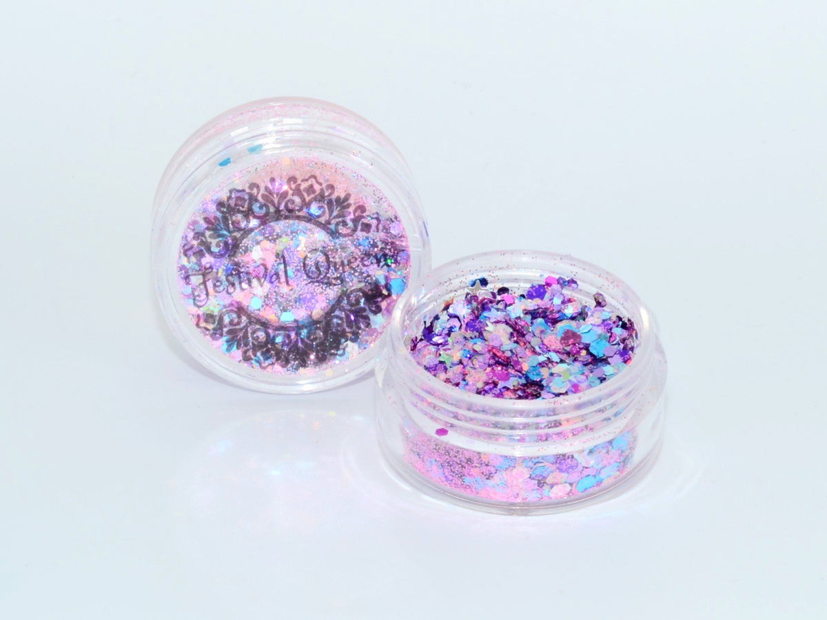 Festival Queen Chunky Glitter Limited Edition FAIRY WISHES