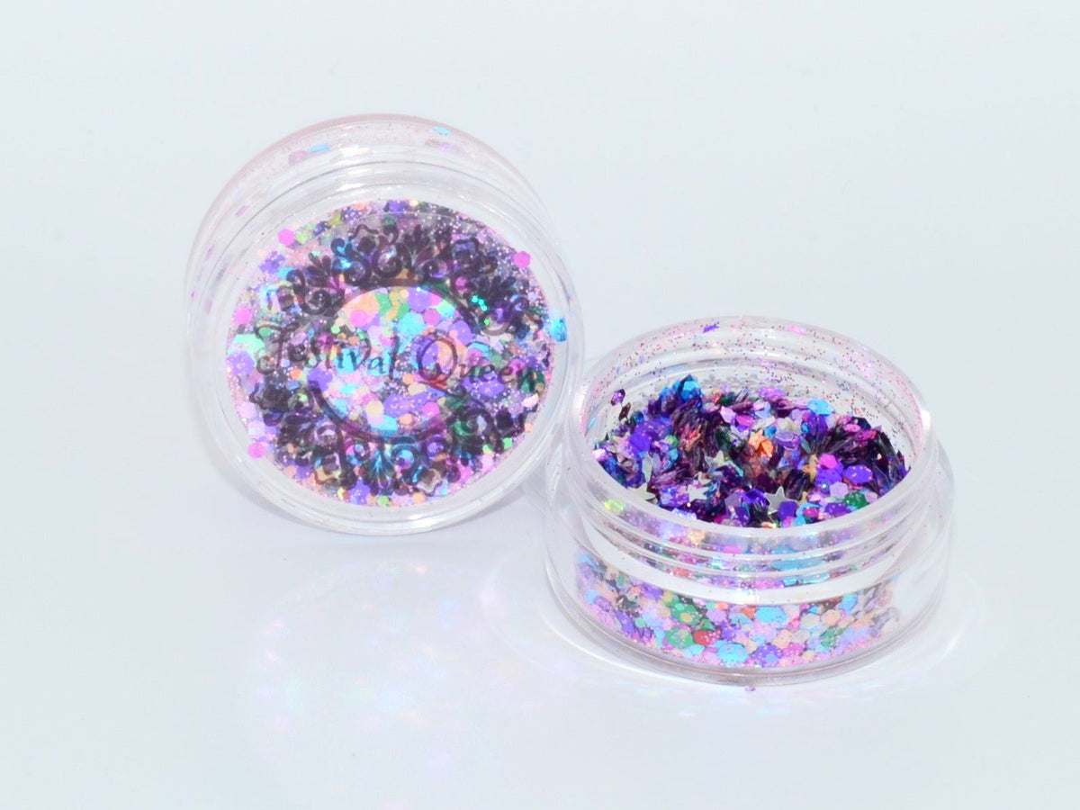 Festival Queen Chunky Glitter Limited Edition GLORY