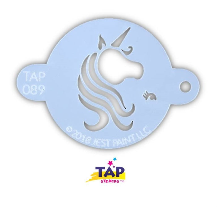 Stencil TAP Pretty Unicorn (089)