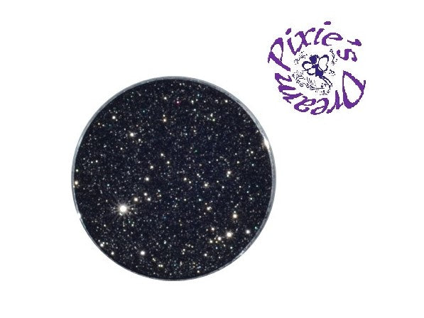 Pixie's Dream Powder Shimmer ONYX BLACK (36mm refill pan)