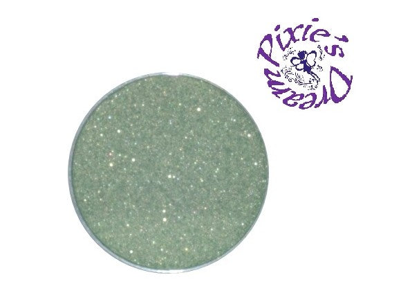 Pixie's Dream Powder Shimmer SOFT GREEN (36mm refill pan)