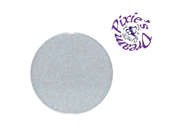 Pixie's Dream Powder Shimmer FAIRY DUST WHITE (36mm refill pan)