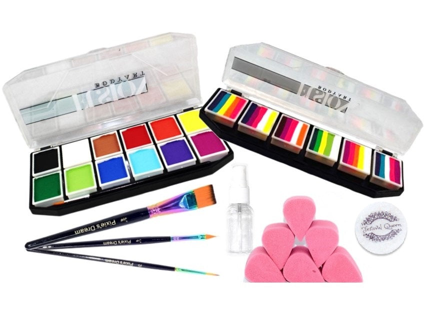 GREAT VALUE - Fusion Starter Kit Leanne's Butterfly fx