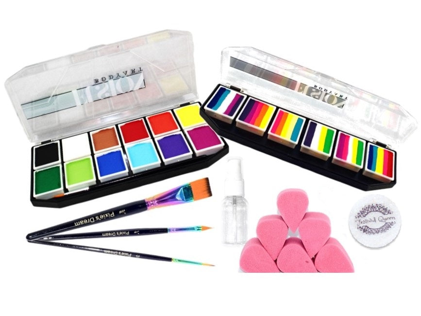 GREAT VALUE - Fusion Starter Kit Leanne's Tropical fx